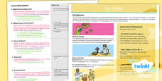PlanIt - French Year 3 - Our School Planning Overview