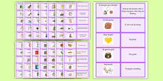 Idioms Matching Cards Pack