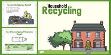 Recycling Week PowerPoint