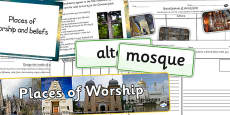 Places of Worship Resource Pack