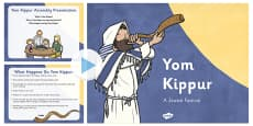 Yom Kippur Assembly Presentation