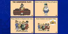 The Gunpowder Plot Story