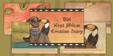 Kingdom of Benin: Bini Creation Story