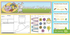 Easter Bonnet Resource Pack