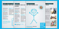 Unicef Day for Change Fundraising Guide