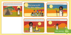 Wuriunpranilli The Sun Woman Story Cards