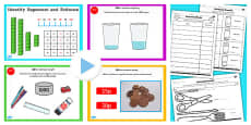 Year 2 Maths Estimating Measures Lesson Pack
