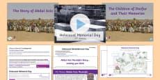 Holocaust Memorial Day Pack