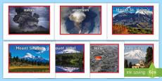 Volcano Display Photos