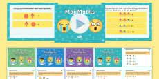 LKS2 MojiMaths Resource Pack