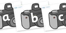Phoneme Set on Cameras