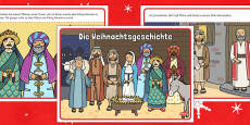 The Christmas Story German