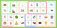 Themed Bingo Resource Pack