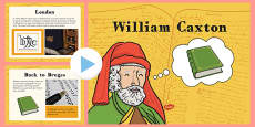 William Caxton Information PowerPoint