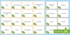 * NEW * Mexican Day of the Dead Matching Cards Spanish