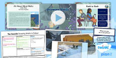 PlanIt - Art UKS2 - The Seaside Lesson 2: Drawing Shells in Colour Lesson Pack