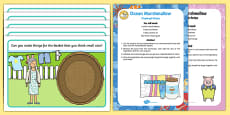 All About Me My Senses Playdough Recipe and Mat Pack