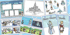 The Snow Queen Story Sack