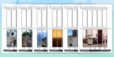 Tour de France Photo Number Sequencing Puzzles