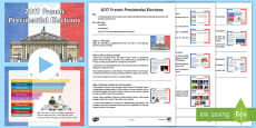 French Presidential Election Assembly Pack