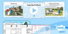 PlanIt Y1 Measurement Lesson Pack Understanding Capacity (2)