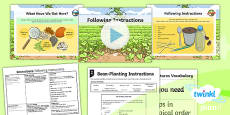 PlanIt Y3 Plants: Jack and the Beanstalk Lesson Pack Instructions (1)