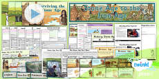 PlanIt - History - UKS2 - Stone Age to the Iron Age Unit Pack