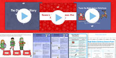 Christmas Sensory Story Resource Pack