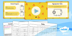 PlanIt - Science Year 6 - Electricity Lesson 3: Volts Lesson Pack