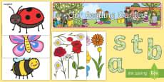 Reading Garden Display Pack