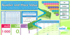 PlanIt Y6 Number and Place Value Display Pack