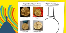 The Olympics - New Medal Design Challenge
