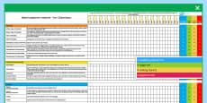 * NEW * Digital Competence Framework Year 3 Assessment Tracker