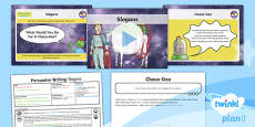 PlanIt Y3 Space: To Support Teaching on The King of Space Lesson Pack Persuasive Writing (2)