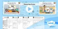 PlanIt Y3 Measurement Lesson Pack Mass (1)