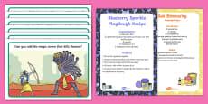 Diwali Rama and Sita Story Playdough Recipe and Mat Pack