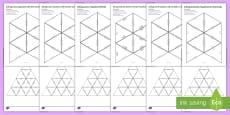 Solving Equations: Tarsia Triangular Dominoes Resource Pack