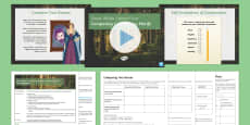 Snow White 4: Composing Contrasting Motifs Lesson Pack