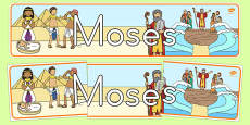Moses Display Banner