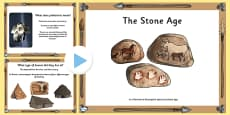 Introduction to the Stone Age PowerPoint