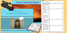 The Tree Video Story Starter Lesson Teaching Pack