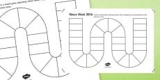 Waste Week 2016 Design a Board Game Activity