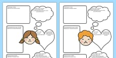 Bullying Activity Sheets Romanian Translation