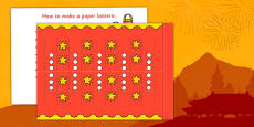 Make Your Own Chinese New Year Lantern