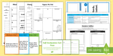 * NEW * Second Level Back to School Activity Stations