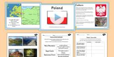 Poland Lesson Teaching Pack