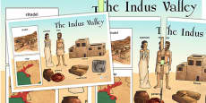 The Indus Valley Large Display Poster