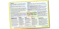 Wizard of OZ Lesson Plan Ideas KS2