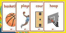 Rio 2016 Olympics Basketball Display Posters