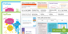 Bumper SPaG Catch-Up Resource Pack
